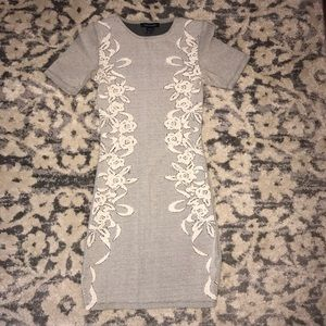 French Connection Floral Dress Size 4